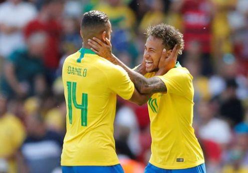 International Friendly Brazil vs Croatia