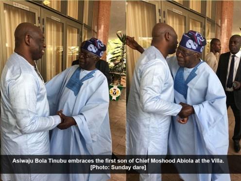 June 12 - Abiola honoured as winner of june 12 election