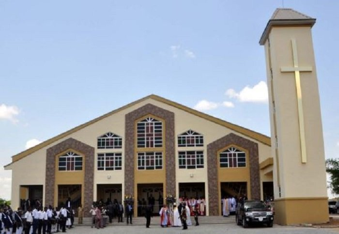 Anglican Church in Nigeria used to illustrate the story