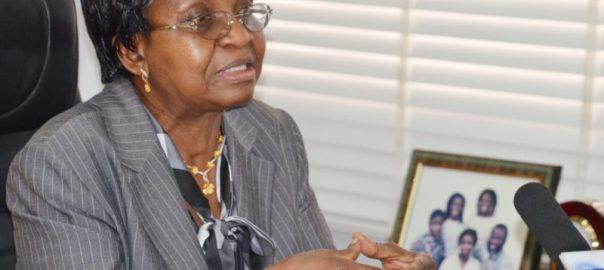 NAFDAC Director-General, Mojisola Adeyeye