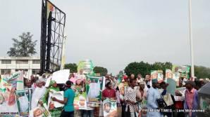 Protest Ramalan 4
