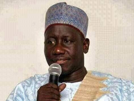 Adamawa Governor's Chief of Staff, Abdulrahman Jimeta