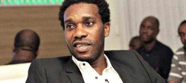Former Super Eagles midfielder, Austin Jay Jay Okocha [Photo: Complete Sports Nig]