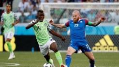 Iceland v Nigeria