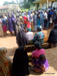 St lukes primary school Oye lg Ward 10 Pu 004 Imosi 1 Number of registered voters 291