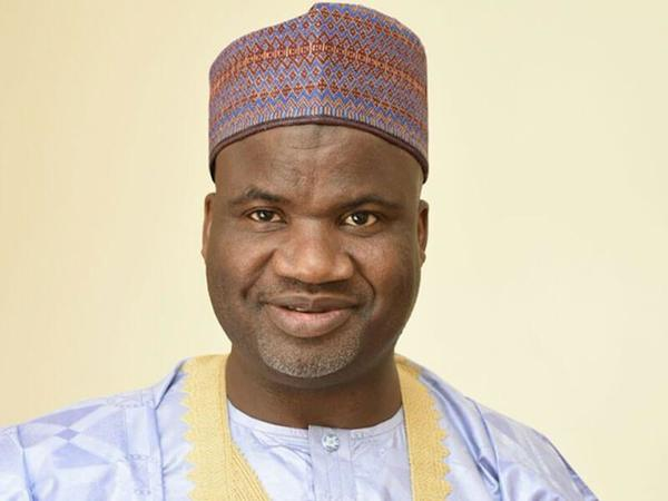 Minister of State for Mines and Steel Development, Bawa Bwari. [Photo credit: BusinessDay Media]
