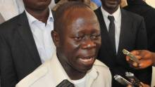 APC National Chairman, Adams Oshiomhole