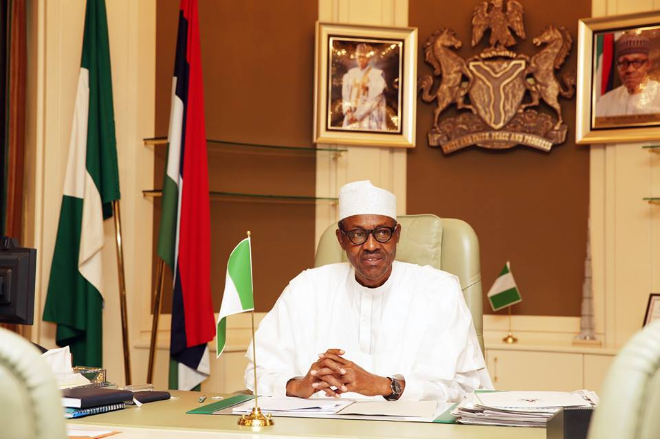 Buhari receives report of audit of assets and funds recovered by MDAs