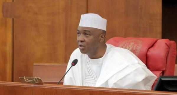 Bukola Saraki, Senate President