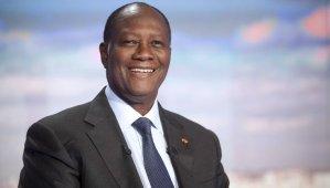 Cote d'Ivoire President Alassane Ouattara. [Photo credit: ThisIsAfrica.me]