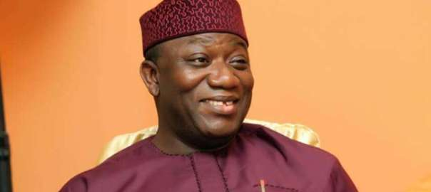Dr Kayode Fayemi, newly elected governor of Ekiti State [Pic: Pulse.ng]