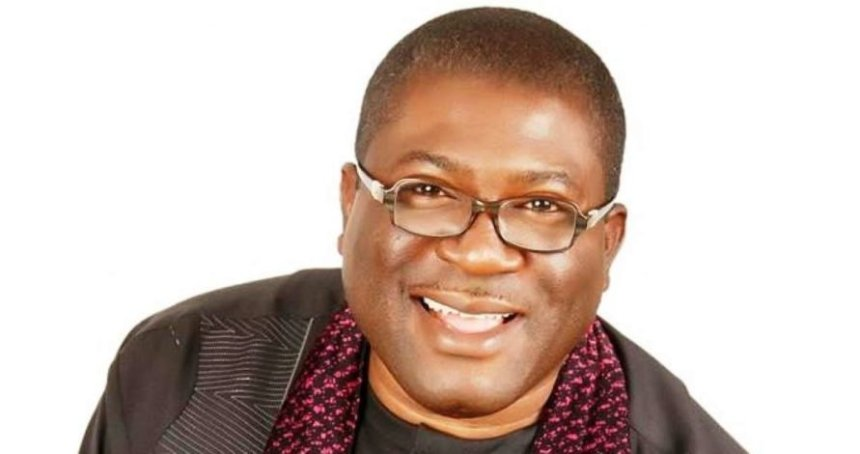 Eze Madumere (Photo Credit: The Nation Newspaper)