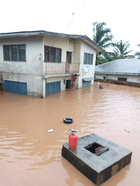 Tales of woes as flood ravages Ile-Ife, Osun