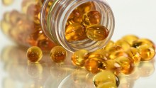 Fish oil supplement used to illustrate the story. [Photo credit: Fitness Volt]