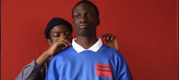Taofeek Abijako, a 19-year-old Nigerian designer