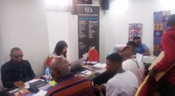 Pictures from the Abuja, Port-Harcourt and Kano editions