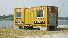 NIPOST Lekki Post Office [Photo: The Guardian NG]