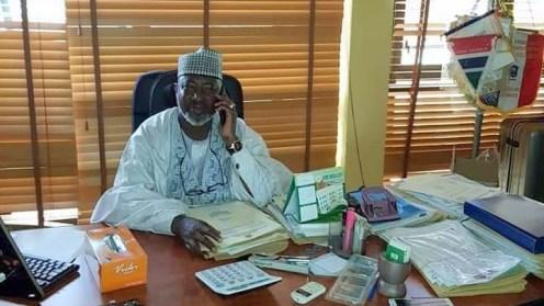 NFF General Secretary, Mohammed Sanusi