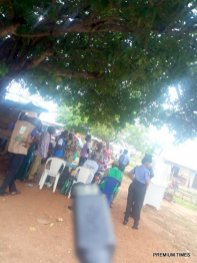 Fight scenes at Igbemo PU 12