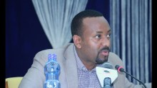 Abiy Ahmed of Ethiopia [Photo: African Arguments]