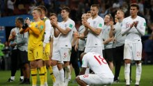 England lost to Croatia and will be playing third place Belgium (Photo Credit: Reuters)