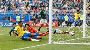 Neymar's Goal (Photo Credit: Reuters)