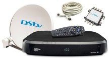 DSTV decorder, and other equipments