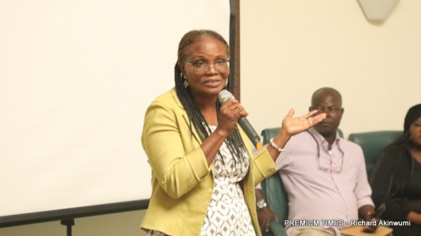 Mrs Ladi Olorunyomi