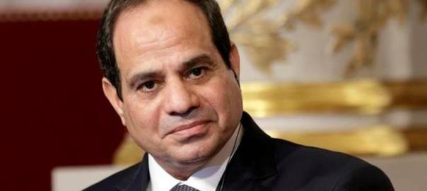President Abdel-Fattah al-Sissi of Egypt