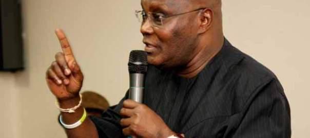 2019 Presidential aspirant and former vice president, Abubakar Atiku.