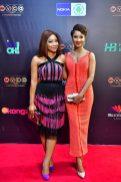 Actresses Linda Ejiofor & Adesua Etomi