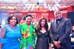 Africa Magic Viewers Choice Awards (AMVCA) nominees cocktail party holds in Lagos