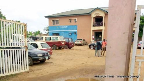 Ibadan Licensing Office WEMA-APATA