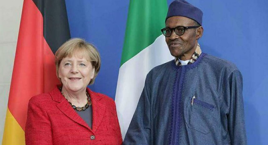 Muhammadu-Buhari-and-Angela-Merkel