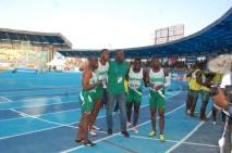 Nigeria 4x100m Relay
