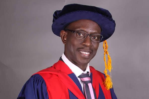 Prof. Olanrewaju Fagbohun. Photo: Premium Times