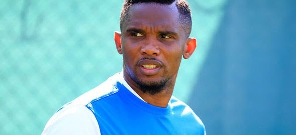 File photo of Samuel Eto'o (Photo Credit: Express.co.uk)