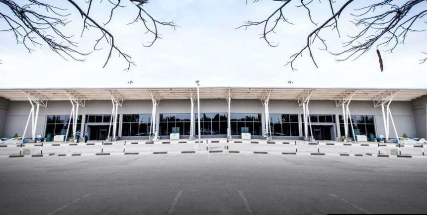 Sokoto Airport used to illustrate the story,