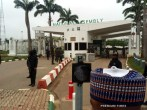 The siege at the National Assembly by security operatives from the SSS