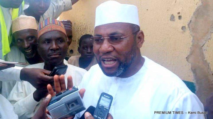 APC Candidate, Ahmad Babba-Kaita