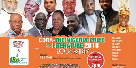 cora book party