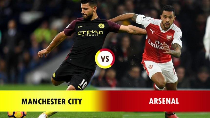 Arsenal Vs Manchester City [Youtube]