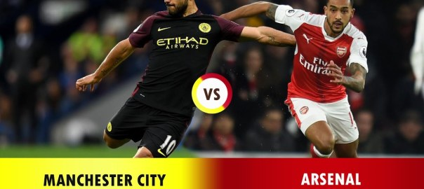 Arsenal Vs Manchester City [Youtube]