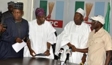 Ganduje chair 63-member campaign committee on Osun election.