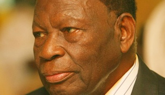 Pioneer Chartered Accountant in Africa, Akintola Williams. [Photo credit: The Politico]
