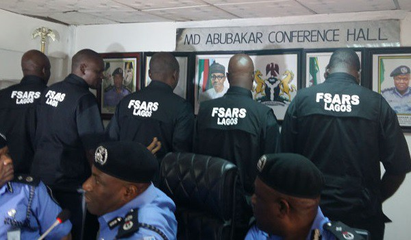 Nigeria Police set up new team to replace disbanded SARS