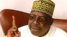 2015 governorship candidate of the Peoples Democratic Party (PDP), in Borno State, Gambo Lawan