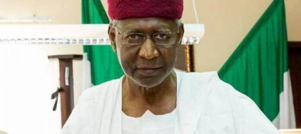 The Chief of Staff to President Muhammadu Buhari, Abba Kyari. [PHOTO CREDIT: Daily Post Nigeria]
