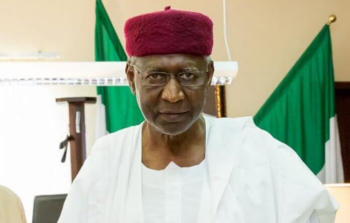 The Chief of Staff to President Muhammadu Buhari, Abba Kyari. [PHOTO CREDIT: Daily Post Nigeria]