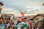 Davido steals show at Adeleke's campaign rallies